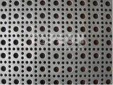 Нержавеющая сталь пластины для украшения Перфорированном Finish