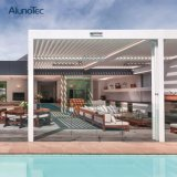 Azotea de aluminio impermeable de la piscina