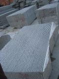 Tuile de polissage et brame de granit gris de prix usine G603 pour la partie supérieure du comptoir