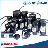 condensador del motor de 400-300UF 125VAC CD60 con baquelita