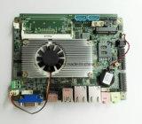 産業パソコンの統合されたIntel原子J1900のマザーボード