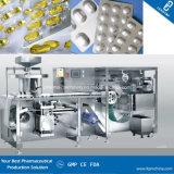 Maquinaria farmacéutica de alta velocidad del embalaje de la ampolla