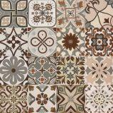De speciale Tegel van de Muur van de Decoratie van de Kunst van het Bouwmateriaal van de Ceramiektegel van het Ontwerp Voor het Huis van de Flat/het Matte Parket van de Stijl van Spanje (600X600mm) Geen Tegel van de Misstap