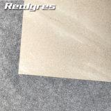 Carrelages en céramique d'hôtel de corps d'usine chinoise chaude beige antidérapante de la couleur 600*600 pleins