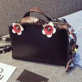 De populaire Buitensporige Handtassen van de Vrouwen van de Manier van de Ontwerper van de Stijl met Bloemen Sy7843