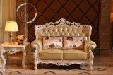 現代居間の家具の木の余暇のソファーセット