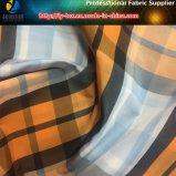 Fashonal 나일론 옥외 셔츠를 위한 털실에 의하여 염색되는 검사 직물