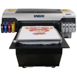 Hot Selling This Approved A2 Direct to Garment Tee-shirt Printer