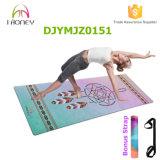 Culturismo Mat Yoga alta calidad, antideslizante, Wet Grip, buena estera del amortiguador de la yoga / Sporting Mat