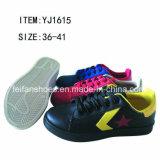 De aangepaste Schoenen van de Sporten van de Schoenen van de Injectie Pu van Vrouwen Toevallige (FFYJ1223-02)