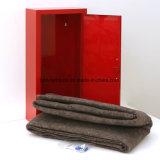 Сваренная стальная стойка пожара коробки/металла Extinguisheer пожара/шкаф металла Blanket