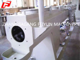 Línea de la protuberancia del tubo de los PP del PE/máquina plásticas del estirador