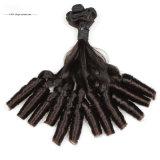 Het maagdelijke Braziliaanse Haar van de Bundel van het Haar van het Weefsel van het Menselijke Haar