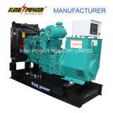 Niedriger Dieselgenerator Kraftstoffverbrauch-Cummins-120kw für Haus Using