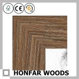Frame de madeira natural da foto do retrato para a decoração Home