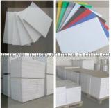 Лист пены PVC высокого качества с по-разному размером, толщиной и плотностью