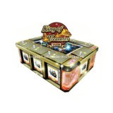 Heißer Verkaufs-Kasino-Spielplatz-videofischen-Säulengang-Spiel-Maschine