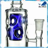 Verbogener Stutzen-Zylinder zum Schweizer Perc Wasser-Rohr