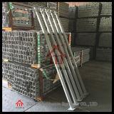 Модульная упорка покрашенная Q235 регулируемая стальная
