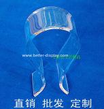 Soporte negro Btr-C6011 del auricular de Acrlic