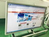 Стена 65 дюймов установила все в одном ультракрасном и емкостном экране касания для монитора