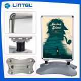 A1 Snap Frame Stand Waterbase Pavement Sign for Advertising