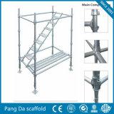 De Fabriek van Cangzhou, de Lichte Steiger van het Frame van het Staal van de Plicht voor Bouwconstructie