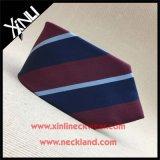 Soltanto cravatta di seta tessuta Asciutto-Pulita dell'azo della banda liberamente