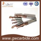 3 Flöte-Hartmetall-Enden-Tausendstel für Aluminuim