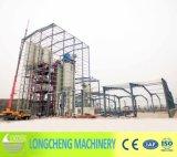 Tipo cadena de la torre de producción seca del mortero de la mezcla preparada de antemano