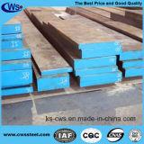 Acier froid en acier de moulage de travail de la plaque 1.2080/D3/SKD1/Cr12 de vente chaude