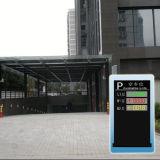 Pantalla elegante inteligente del mensaje de la dirección LED del estacionamiento de China