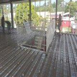 Nécessaires en acier préfabriqués légers d'atelier de construction avec le meilleur prix