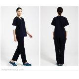 A proteção elevada uniforme médica do desgaste médico da cirurgia esfrega de 100%Cotton