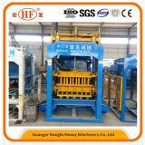 Concreto hidráulico automático de pavimentación de ladrillo que hace la máquina Bloque que hace la máquina
