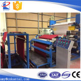 Машина автоматической ткани софы прокатывая