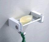 Мыло полки нержавеющей стали/держатель жидкости/тела/шампуня