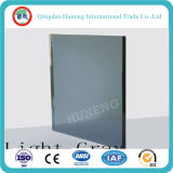 Vidrio de flotador gris oscuro del vidrio 10m m de China