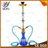 Pipe en verre de fumage de narguilé de Shisha
