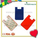 мешок карточки силикона мобильного телефона с стикером (pH09-084)