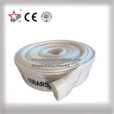 Выровнянный PVC шланг бой пожара упорный