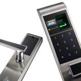 Bloqueo de puerta biométrico de la palabra de paso de la nueva huella digital impermeable de la llegada
