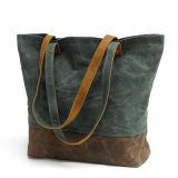Los bolsos de totalizador simples más nuevos del estilo con el bolso Ga02 de la lona de la alta calidad