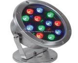 Buena luz ligera subterráneo del suelo del color 6W 12V LED de la calidad LED de la venta caliente sola