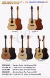 Guitarra acústica contínua Handmade do Aiersi-Tipo com material e tamanho diferentes