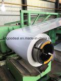 Acero prepintado cubierto color Coils/PPGI para el material para techos del metal