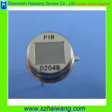 Sensore radiale infrarosso di movimento PIR di Pyroelectric dell'elemento (D204B)