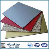 Панель знака материальная алюминиевая составная в типе способа