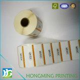 Het Goedkope Document die van de douane Zelfklevende Sticker afdrukken