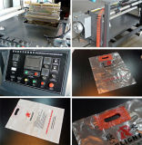 Multifuncional Side-Sealing Patch Bag Making Machine Bag Maker